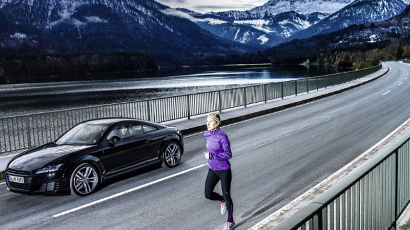 Audi con la salud y las startups