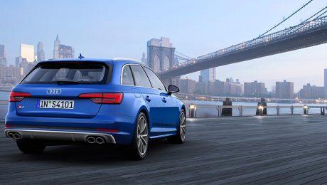 Audi, líder del segmento premium en España