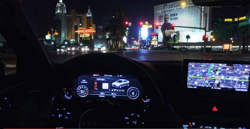 Audi Traffic Light System