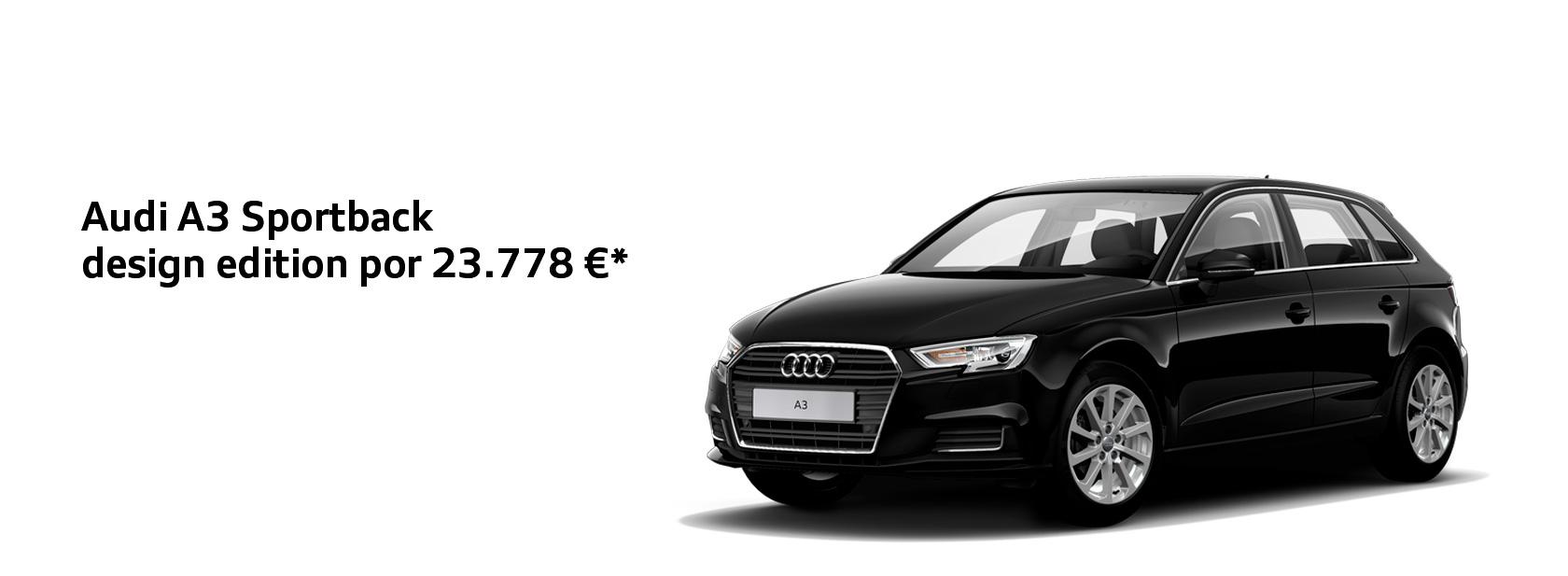 Oferta Audi A3 sportback