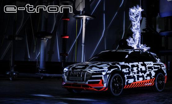 Gama de vehículos eléctricos en Audi Center Zaragoza