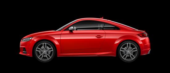 Audi TTS Coupé en Audi Center Zaragoza