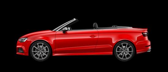 Audi S3 Cabrio en Audi Center Zaragoza