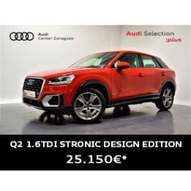 ASP-Q2 1.6TDI STRONIC DESIGN EDITION