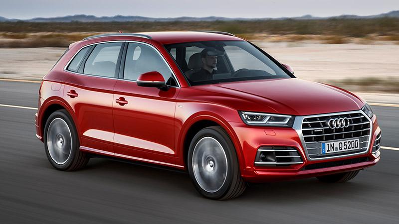 Nuevo Audi Q5 Se Comercializará En España En Enero