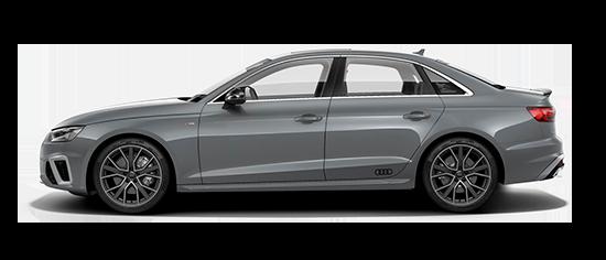 Miniatura-Audi-A4