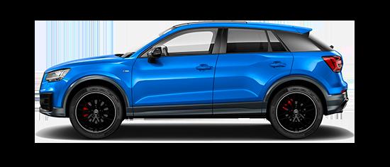 Miniatura-Audi-Q2