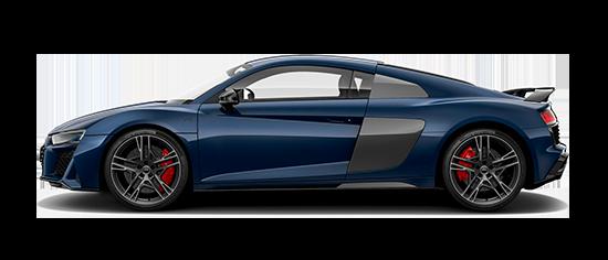 Miniatura-Audi-R8-Coupe
