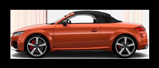 Miniatura-Audi-TTRS-Roadster