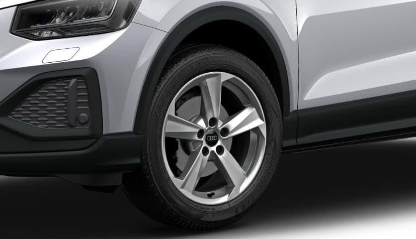 Audi Q2 diseño