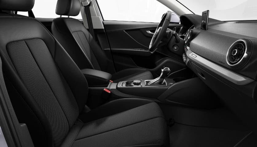 Audi Q2 seguridad