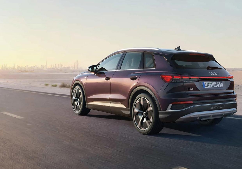 Oferta Audi Q4 etron