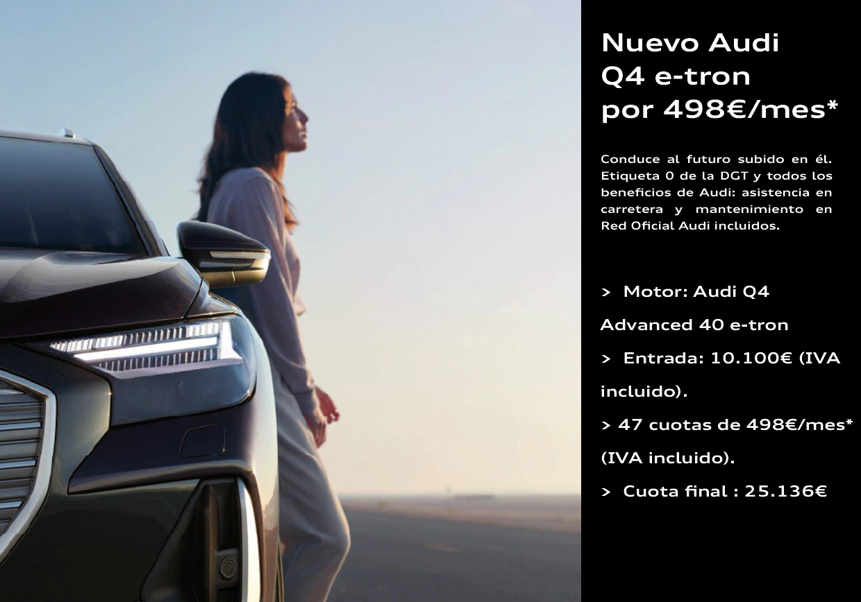 Oferta-Audi-Q4-etron